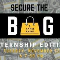 Secure the Bag: Internship Edition