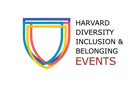 Harvard Diversity, Inclusion, and Belonging events logo