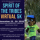 15th Annual Spirit of the Tribes Virtual 5K