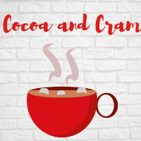 Cocoa and Cram  From Home