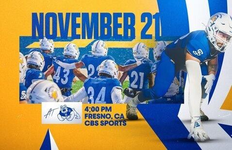 San Jose State Football vs. Fresno State