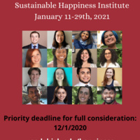 Sustainable Happiness Institute | Creative Inquiry