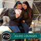 Igloo Lounges at rio in Gaithersburg