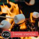 S'mores Stations at rio in Gaithersburg