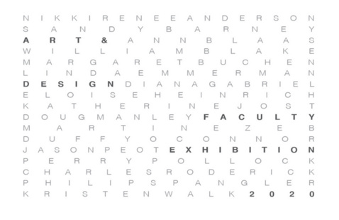 Art and Faculty Exhibition