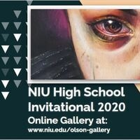 NIU Art & Design High School Invitational Exhibition Awards Ceremony