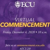 Virtual Commencement: Friday, Dec. 4, 10 a.m.
