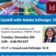 Upskill with Adobe InDesign: 101