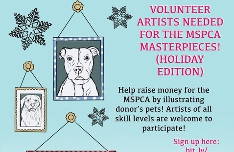 MSPCA Masterpieces- Holiday Edition