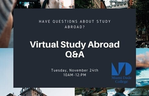 Study Abroad 2021 Questions and Answers