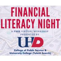 (Student) Financial Literacy Night