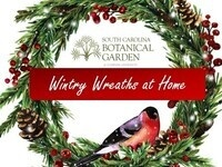 Wintry Wreaths at Home