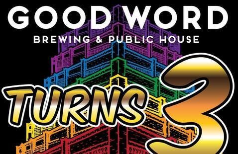 Good Word brewing turns 3