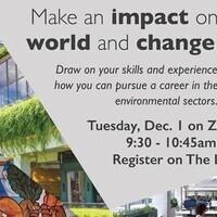 Impact Careers Workshop