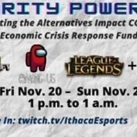IC Esports Charity Live Stream