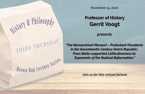 Brown Bag Lecture Series