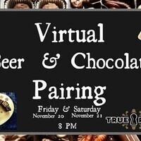 Chocolate & Beer Pairing