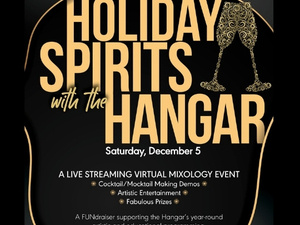 Holidays Spirits With The Hangar