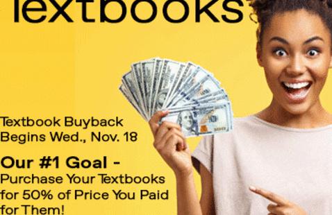 Textbook Buy Back
