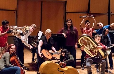 LMU Ensembles Concert
