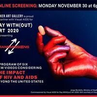 Day With(out) Art 2020: TRANSMISSIONS online screening