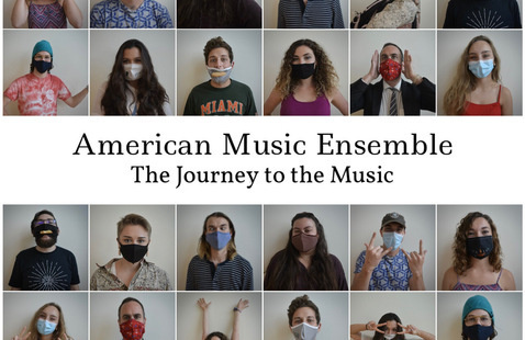 American Music Ensemble—The Journey to the Music