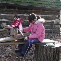 Wooden Spoon Making