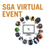 SGA Virtual Event Placeholder