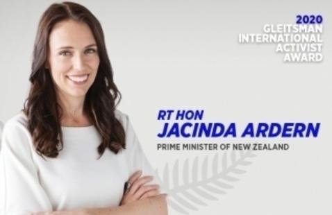 A Conversation with Jacinda Ardern