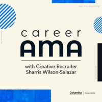 Ask Me Anything with Creative Recruiter Sharris Wilson-Salazar