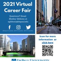 2021 Virtual Career Fair