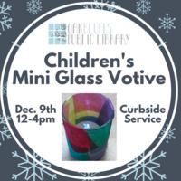 Children's Curbside Crafts
