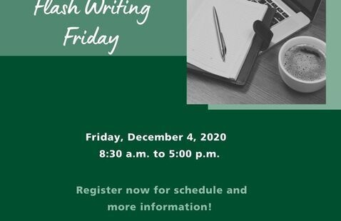 Flash Writing Friday- December 2020