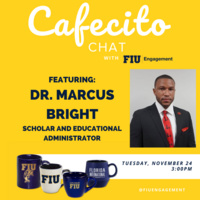 Cafecito Chat with Dr. Bright