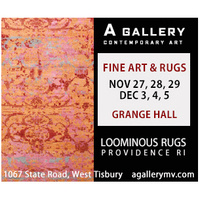 Fine Art & Rug Exhibition: A Gallery & Loominous Rugs