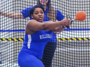 Charger Track and Field at Hillsdale Tune-up Meet