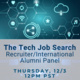 The Tech Job Search: Recruiter/International Alumni Panel
