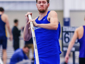 Charger Track and Field at G-MAC Indoor Championships
