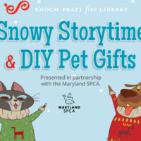 Snowy Storytime & DIY Pet Gifts