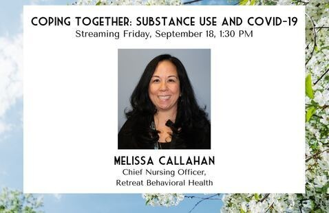 MHACF Coping Together: Substance Use and COVID