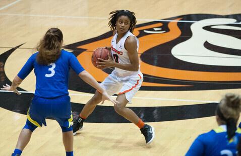 Women's Basketball at Stanford University