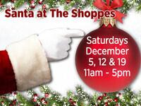 Santa at the Shoppes
