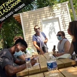 Open Class Room at Plantation Park Heights Urban Farm - Summer 2020