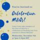Celebration M&Cs!