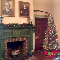 Come see the Office of William Winfree in holiday decor!