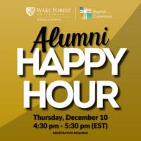 Wake Div Alumni Happy Hour