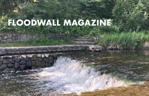 Floodwall Magazine (Photograph courtesy of Karen Davis)