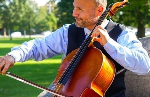 Arts Bites - Dr Jose Rocha - Bach Cello Suite No 2