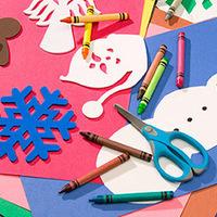 Take & Make: Build a Snowman