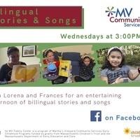 Virtual Bilingual Bedtime Stories